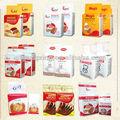 Proteína de alimentación de levadura alimentación animal de pan cualquier tamaño envasado al vacío halal amino ácido en polvo