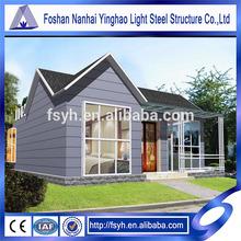 cheap economical prefab house villa Manufacturer