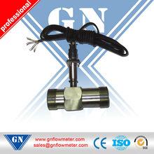 CX-LTFM turbine flow meter accuracy
