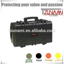 Model 512722Waterproof IP67 Hard plastic golf travel Case