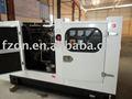 Prezzo basso 415v silenzioso generatore di cummins 500 kva d. N potere