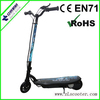 120w fashion electric scooter with seat for kids on sale