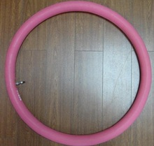 natural inner tube bicycle red tube