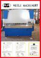 أعلى جودة تصنيع المعدات الأصلية!! قضبان معدنية wc67y-100 تشكيل