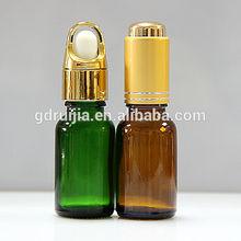 15ml empty cosmetic decorative glass bottles wholesale