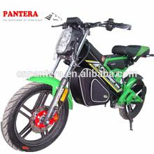 PT-E001 China Perfect Smart Quick Folding Motorcycle Electric Mini Moto Pocket Bike