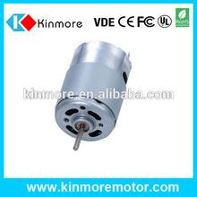 27.7mm diameter round housing electric dc motor cordless screwdriver