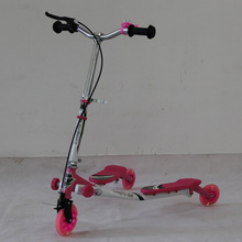 Child Swing Frog Scooter