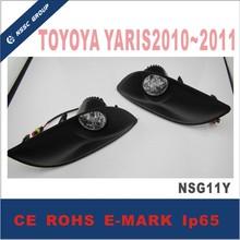 NSG11Y TOYOTA YARIS 2010 - 2011 flexible cob led drl mazda 6