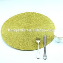 Modern table mat