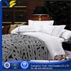 golden 2014plain comfortable girls crib bedding set