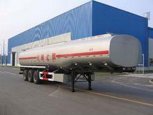 2/3 axles used fuel /oil/ water tanker semi trailer/truck for sale