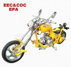 50cc-125cc EPA / DOT Chopper (TPGS-408)