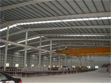 antirust u shape ceiling for factory