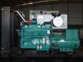 อุปทานโรงงานมืออาชีพที่ที่150kvaเปิดประเภทเครื่องกำเนิดไฟฟ้ารอบต่อนาทีต่ำผลผลิตสูง