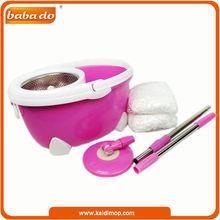 industrial metal mop and bucket
