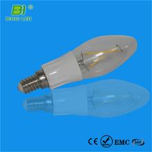 Newest e14 led candle bulb 12v 3*2w mr16 led landscape/speciality bulb light