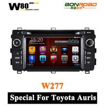 7'' Car Stereo GPS Navigation for Toyota Auris Corolla Hatchback Auto Multimedia Headunit Sat Nav Autoradio Radio RDS DVD Player