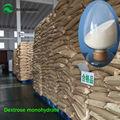 monohydrate de dextrose de qualité alimentaire poudre de glucose 25kg additivesdextrose monohydrate grade pharmaceutique halal