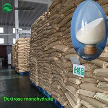 monohidrato de la dextrosa la glucosa en polvo de calidad alimentaria 25kg additivesdextrose monohidrato de grado farmacéutico halal