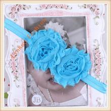 Cute baby headband fashion girls flower headbands top baby hair accessories