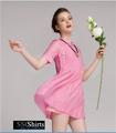 Sscshirts beautiful baratos design100% mini vestido