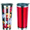 Elegant Plastic gift travel mug , Travel mug,advertising mug
