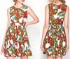 Dress For Women,Tunic dress,Floral Print dresses,China wholesaler