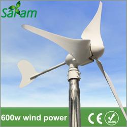 600W Hortizontal Wind Generator Rotor Magnet