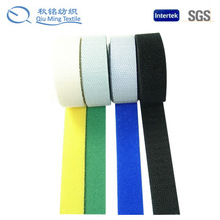 2014 Shanghai competative quality eco friendly double sided velcro strap