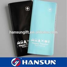 passport holder travel bag with custom design