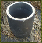 refractory silicon carbide SiC crucibles