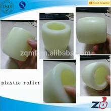 Common plastic different design roller
