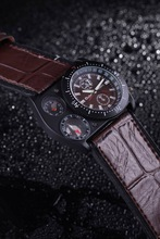 Alibaba China Wrist Watch Genuine Leather Sport Watch.Good Quality Many Colors Sport Watch