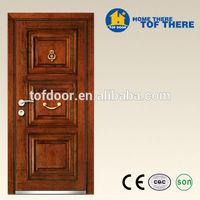 New design steel burglar-proof door
