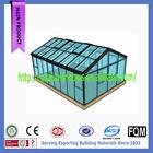 aluminium sunroom, glass room aluminium extrusion profile