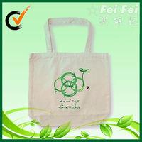 Wholesale Ecofriendly 100% cotton canvas tote bag