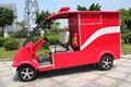 Électrique mini - camion de pompiers à vendre ce approuvé DVXF-3