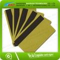 personalizado em branco magnético furto cards para controle de acesso a