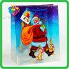 Yiwu China wholesale cheap drawstring christmas gift bag