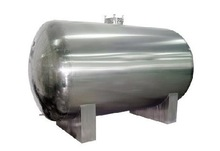 On promotion stainless steel water tank made by Luqiang