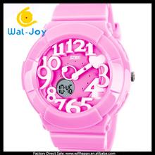 2014 china wholesale attractive 50ATM waterproof ladies calendar quartz watch(WJ-2150)