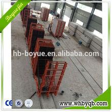 Vertical Construction Building Equipment --EPS Cement Sandwich Panel Mould Car