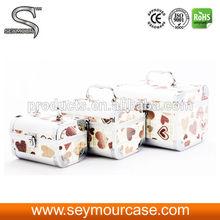 Acrylic Cosmetic Display Beauty Case Cosmetic Wood Makeup Box