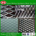 Iso9001 de aluminio metal expandido listón/de aluminio hoja expandida( fabricante)