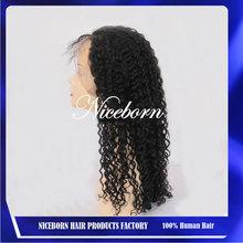 cheap brazilian long afro kinky curly wigs 100% human hair wigs for black women