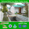 hot sale fast build light steel villa