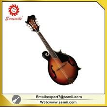 Popular F agujero mandolina instrumentos musicales ( SMF 01 )