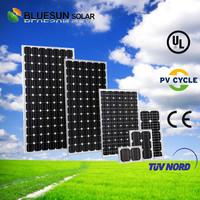 Bluesun solar customized 35 watt photovoltaic solar panel