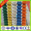 low price products pvc coated chain link wire mesh fence